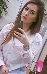 Fatema Farzalieva Salon krasoty janila - Наша Команда