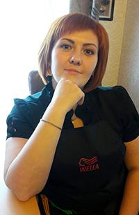 Peresheina Olga Salon krasoty janila - Наша Команда
