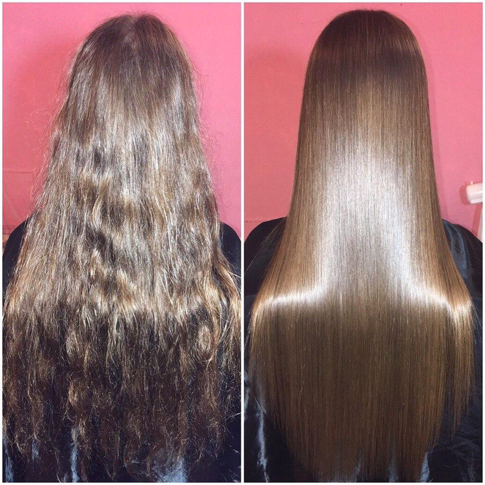 Keratin volos - Кератин волос